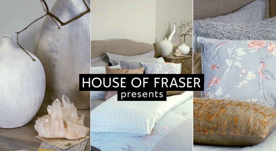 House of Fraser (Balance Print & Pattern)