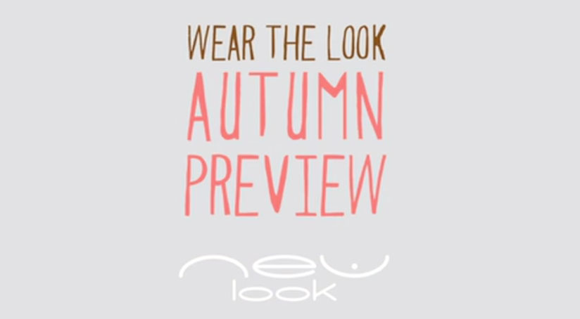 New Look Autumn Preview